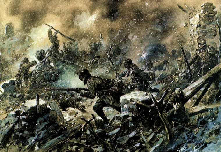 Batalha de Verdun: Um simbolo do absurdo da Primeira Guerra Mundial