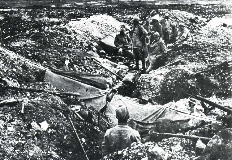 The Battle Of Verdun Phase 3 The Battle Of Cte 304 And Le Mort