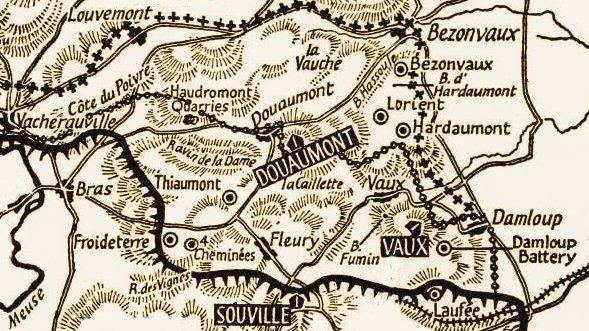 The Sacred Way Verdun Credit Uig Getty Images