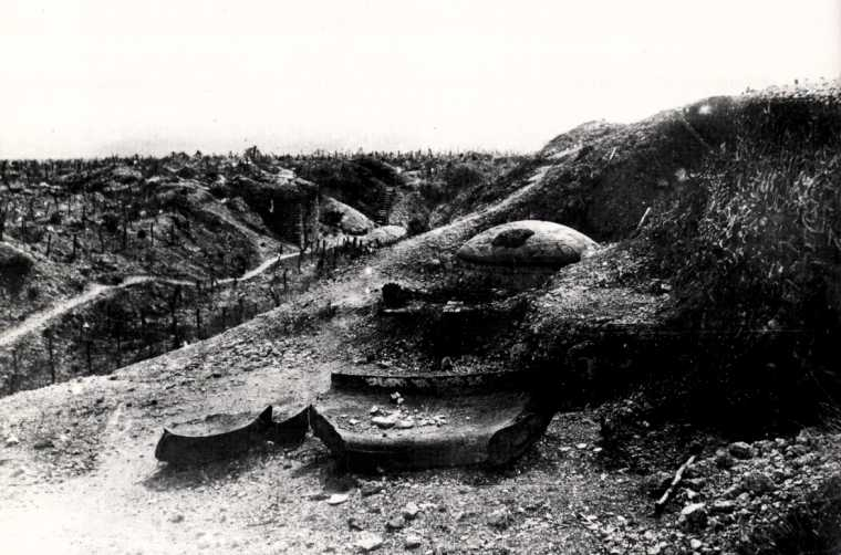 The Battle Of Verdun 1916 Phase 6 The French Offensive 21 October