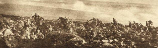 kerst eerste wereldoorlog