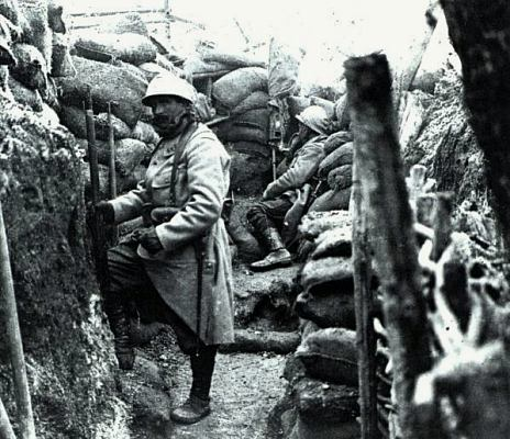 Trenches - Trenches
